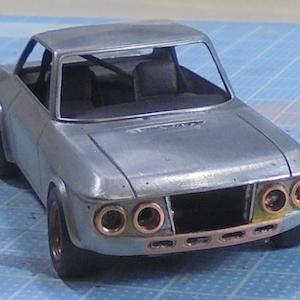MERI1/43   Lancia  Fulvia