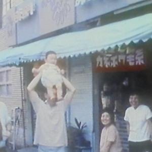 昔の豊田市駅前