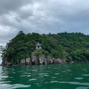 琵琶湖バス釣りと伊崎飛び込み台