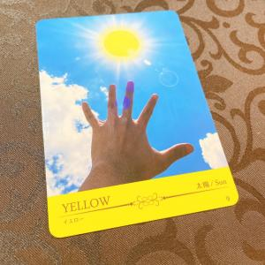 カードメッセージ*太陽のように