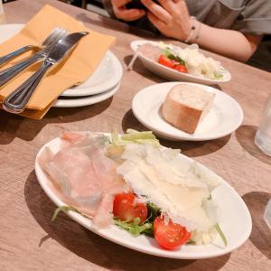梅田でランチ♪イタリアン&美味しいコーヒーでほっこり♪