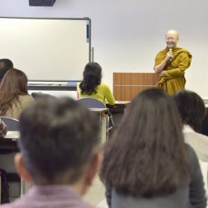 タイの手動瞑想を学ぶプラユキ・ナラテボー師@浜松瞑想会~2019年11月23(土)/クリエート浜松