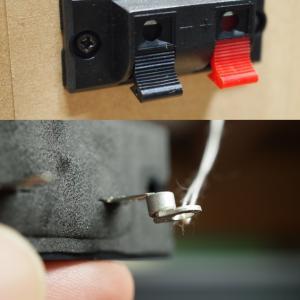 MOOK付録のラビリンス・バスレフ箱(MarkAudio OM-MF4用)を検証!!!~その2【買ってわかった衝撃の事実、、、笑】