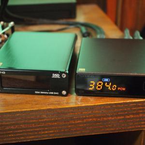 TOPPING E30とD10s ~ USB入力の音を聴き比べる