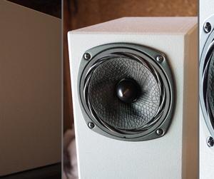 ONKYO OM-OF101(白土式ダブルバスレフ)をデジタルアンプと真空管アンプで聴いてみる♪