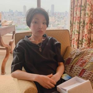 何を食べるかは、自分に聞く。東京スィートルームの会