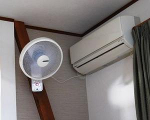 壁掛け扇風機首振り時、異音発生。DIY修理