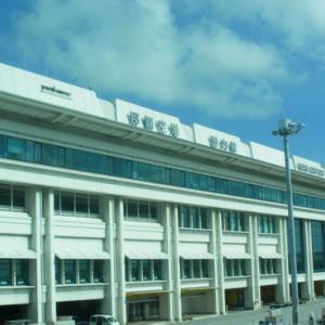 200810全日空搭乗記「ANA488便 沖縄-福岡」遜色プレミアムクラス