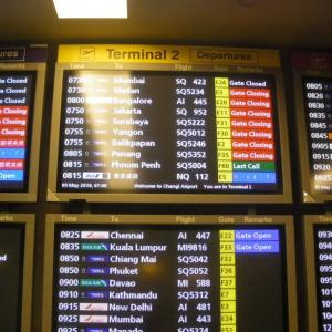 201005エアジャパン搭乗記「NQ112便 SIN-NRT」全日空じゃなくてエアジャパンだよ