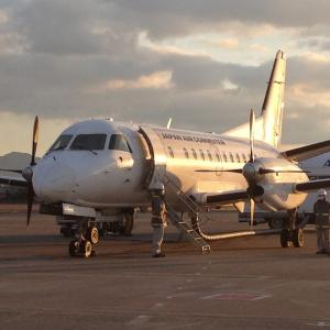 201402日本エアコミューター搭乗記「JAC3602便 松山-福岡」