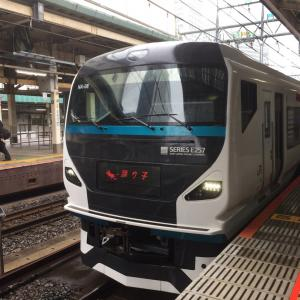 202004 JR東日本乗車記「特急 踊り子7号 東京‐小田原」