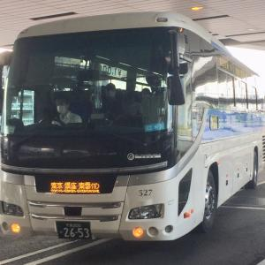 202009エアポートバス東京・成田に乗ってみる