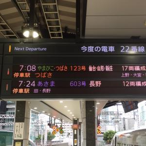 202009東北新幹線乗車記「やまびこ123号 東京-郡山」