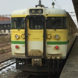 202102JR東日本乗車記「越後線をコンプリートする」