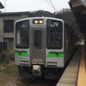 202103JR東日本乗車記「弥彦線をコンプリートする」