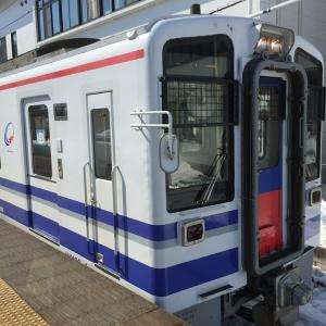 202102北越急行乗車記「ほくほく線普通列車 六日市→直江津」