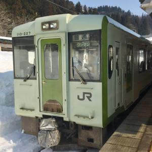 202102 JR東日本乗車記「飯山線をコンプリートする」