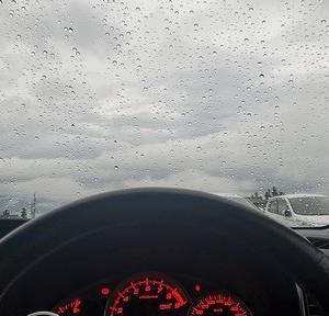 梅雨入り2020