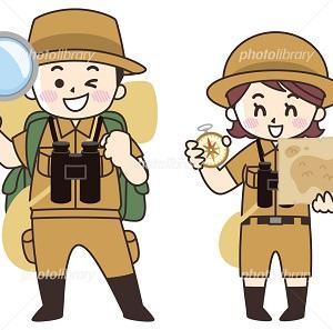 今日は冒険家の日・冒険の持ち物、3つなら何を選ぶ?