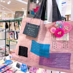 東京に刺繍教室…の可能性★