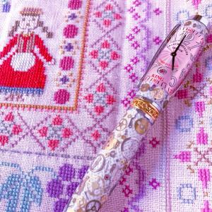 新しい万年筆 ★ 手芸道具のお話(リブログ)