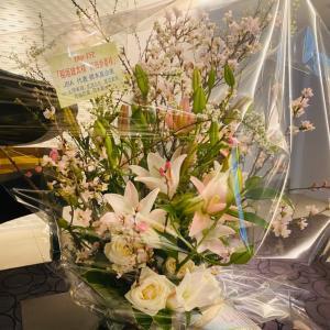 高田くんのお花