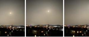 お月様定点観測