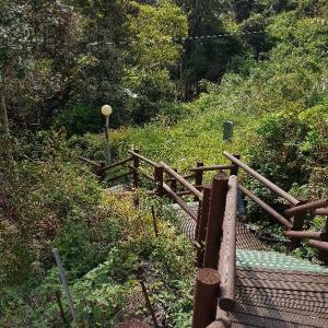 済州島 3大瀑布2つ目は「天地淵瀑布」