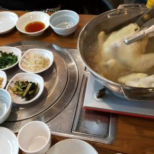 新大久保 糸かき氷@Seoul Cafe