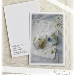 ポストカード(はがき)デザイン・_brilliant_様