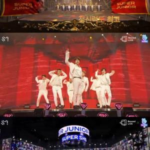 SJ、パフォーマンス・トーク・新曲公開... オンライン「スーパーショー」もバッチリ