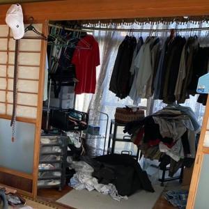高級旅館のような実家の空間へチェンジ‼大量の服の処分でこんなに変わる【before→after】