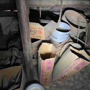 農機具が屋根裏部屋にウン十年堆積…古民家あるあるを片付ける【before→after】
