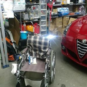 車椅子を認識し易く