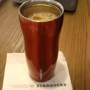 カーナビ更新とアイスコーヒー♪