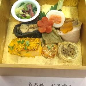 ミシュラン三ッ星・菊乃井・京の味ごちそう展でランチ♪