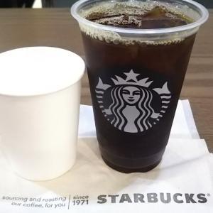 ルワンダのアイスコーヒーとおは朝復活♪
