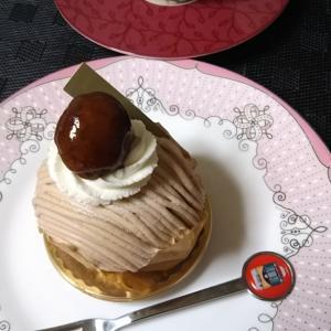 ANTÉNORのケーキ♪