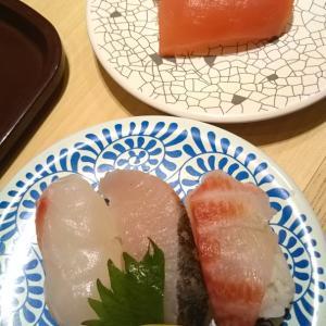先生ありがとう&まぐろパーク大起水産でお寿司♪
