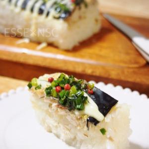 【 ノルウェー塩さば ♡ 焼き鯖寿司 】