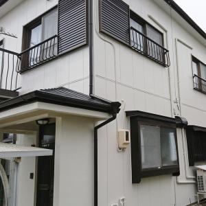 浜松市外壁塗装工事完成です。