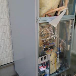 三菱電気温水器工事