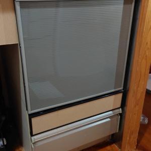 浜松市M様邸、食器洗い機取替え工事