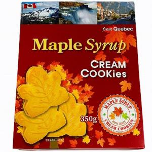 カナダ産 メープルシロップクリームクッキー Review