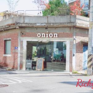 ☆韓国の人気スポット聖水洞のオシャレカフェ☆