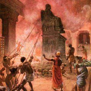III-C-1c~d 最後の改革、長老たちを集める~ユダから偶像礼拝が滅ぼされる。