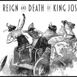 III-C-1g ヨシヤがネコ(エジプト王)に殺される。