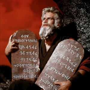 木曜日 10月22日 神の律法