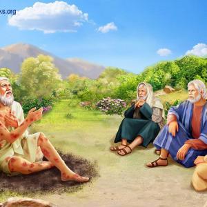 ヨブ記 II-A-6 ゾパルの主張:悔い改めを促す