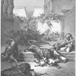 列王紀下 II-C-16b ホセア サマリヤ人のさまざまな礼拝